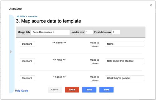 newsletter map source data
