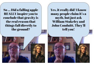 Isaac Newton question