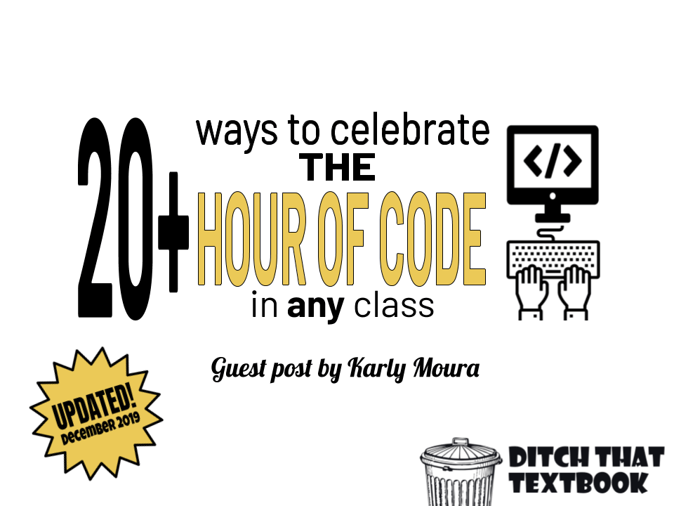 20+ ways to celebrate the Hour of Code in ANY class (3) (1)