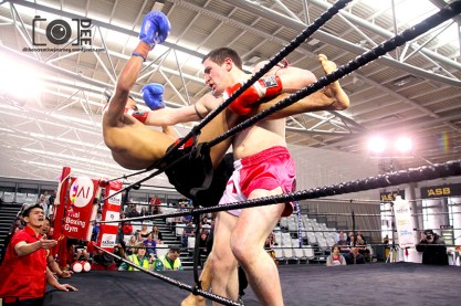 Desmond Jones vs Gene-Gregory Elbourne - Siam 1