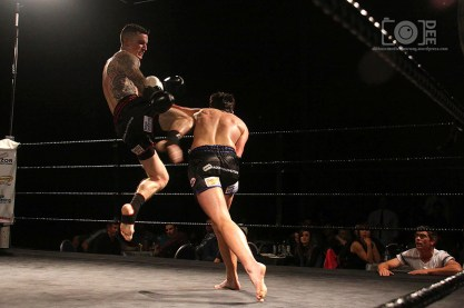 Gerard Roach vs Daniel Chadfield