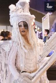 Ice Girl (Ice Fantasy) cosplay by Shortz Lori