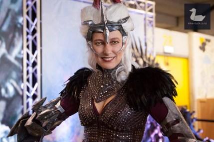 Flemeth (Dragon Age) cosplay by Creative Steam