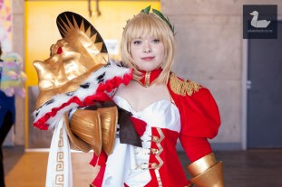 Nero Claudius (Fate/Grand Order) by Noodles Cosplay