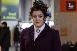 Missy cosplay by Emma Malcolm