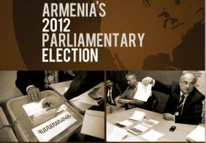 Armenian's 2012 Parliamentary Election - PFA Special Report Cover