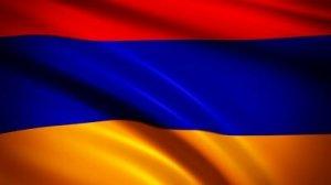 National Flag of Armenia