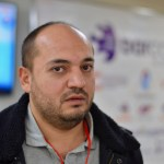 Armenia -- Vardan Papikian at Barcamp Vanadzor, 06Nov2016