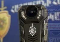 Armenian Traffic Police have wearable cameras and they're not afraid to use them