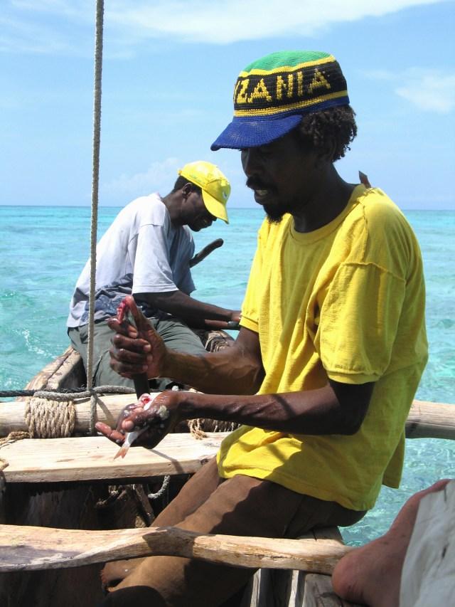du kan leie en dhow hos lokale fiskere