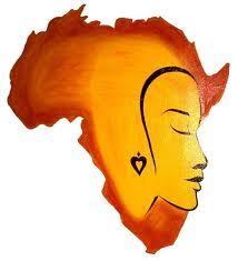 africa ansikt