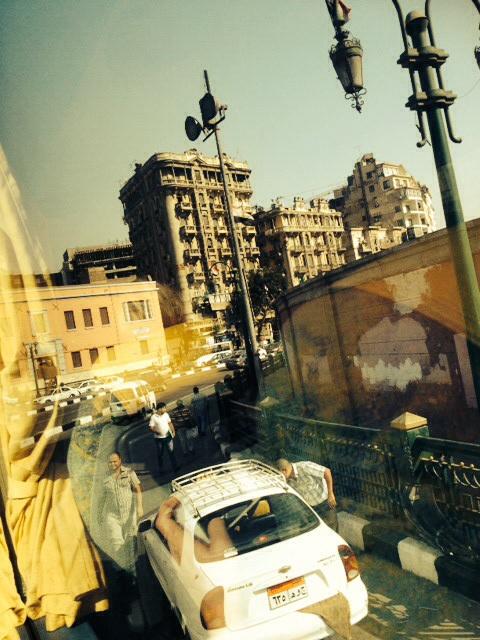 Jeg har gått meg vill noen ganger i Kairo