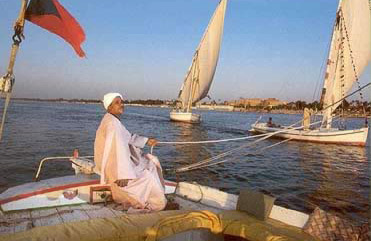 Egypt felluca1