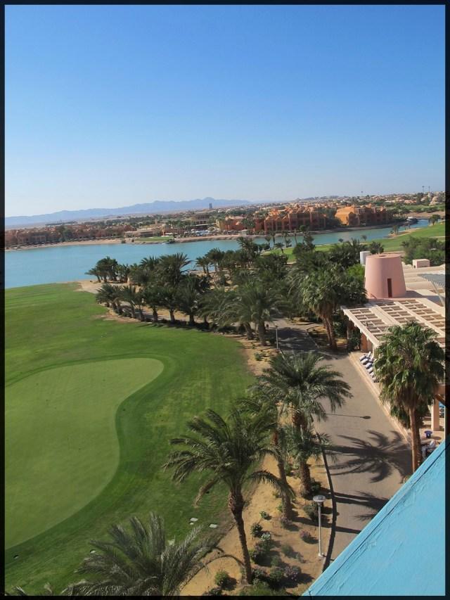 El Gouna Joh golf