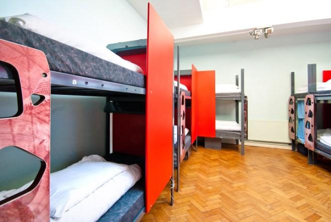 Clink Hostel, London