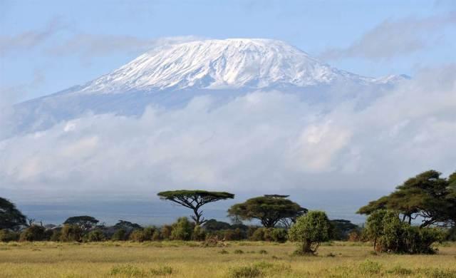 For meg er Kilimanjaro et fjell som andre fjell, ikke noe jeg må bestige