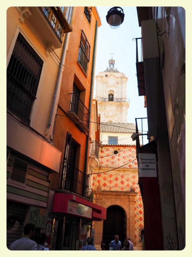 Skulle gjerne ha flyttet tilbake til Spania, som hit til Gamlebyen i Malaga