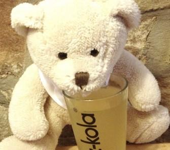 bamse med ferskvin