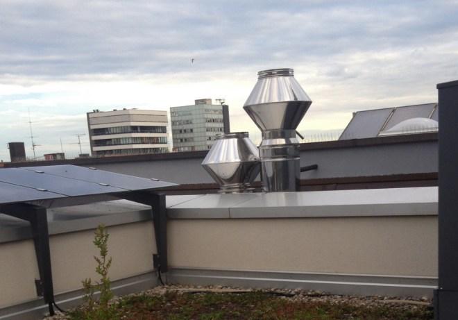 Tanken på taket