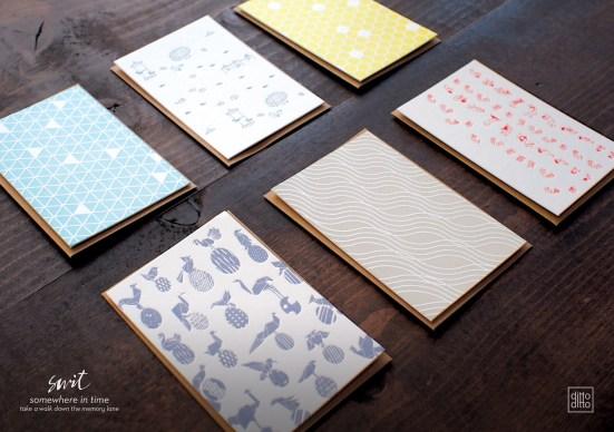 Mini Pattern Cards
