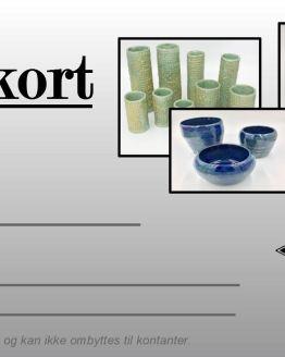 Gavekort/ Klippekort