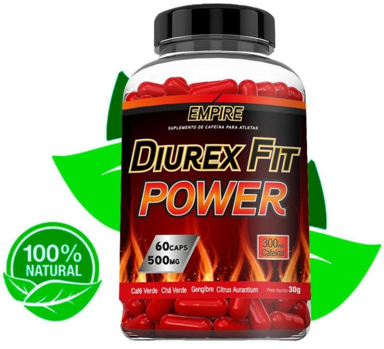 diurex fit power emagrece