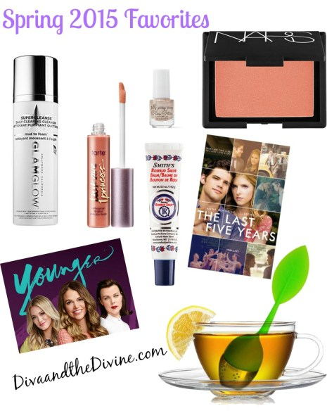 Spring2015Faves