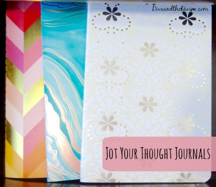 Erin Condren Jot your though journals