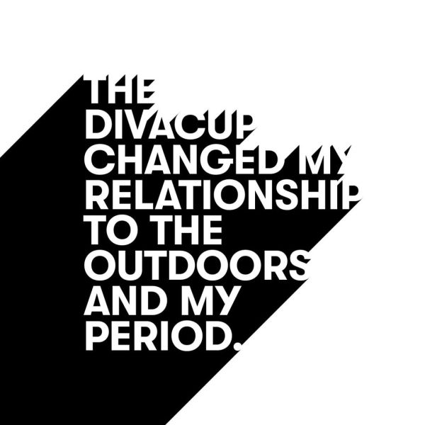 """DivaCup Testimonial - """"The DivaCup changed my relationship to the outdoors and my period"""""""