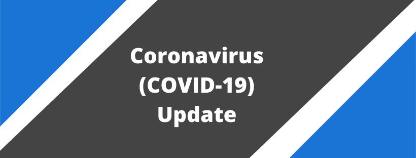 COVID-19 Update – 3.23.20
