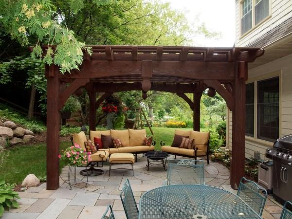 outdoor pergola gazebo patio ideas decor – DivaInDenims&Sneakers