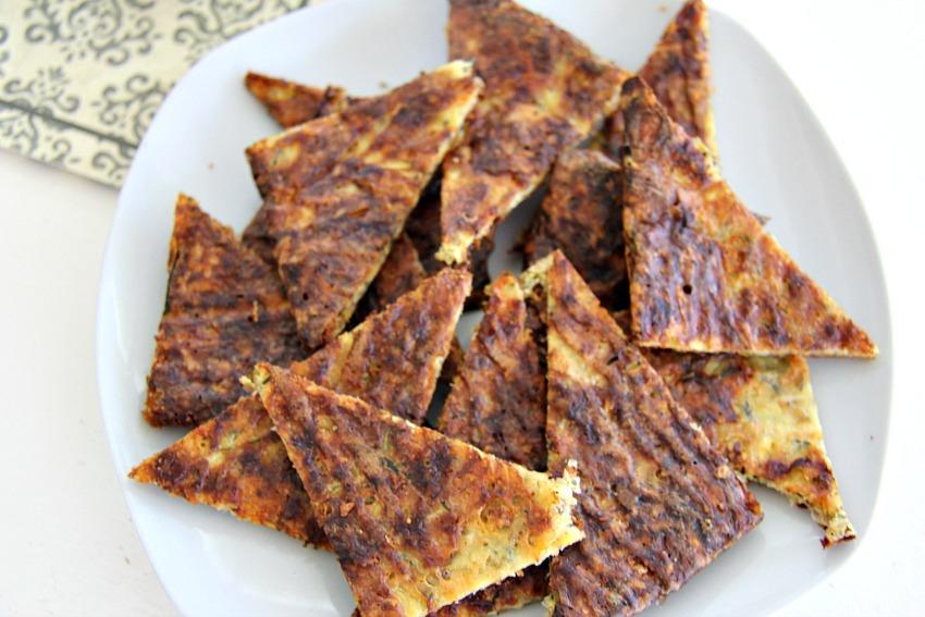 zucchini chip