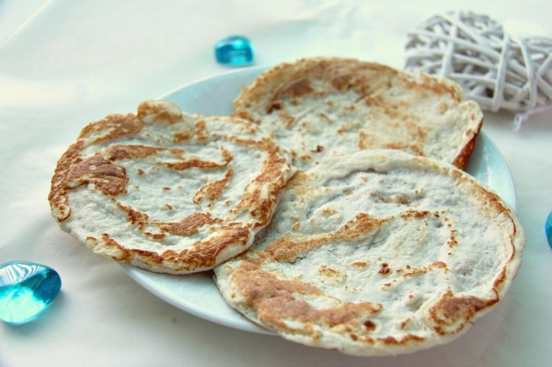 Coconut Flour Flat Bread