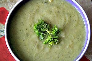 fennel & zucchini
