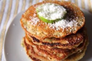 chia pancake