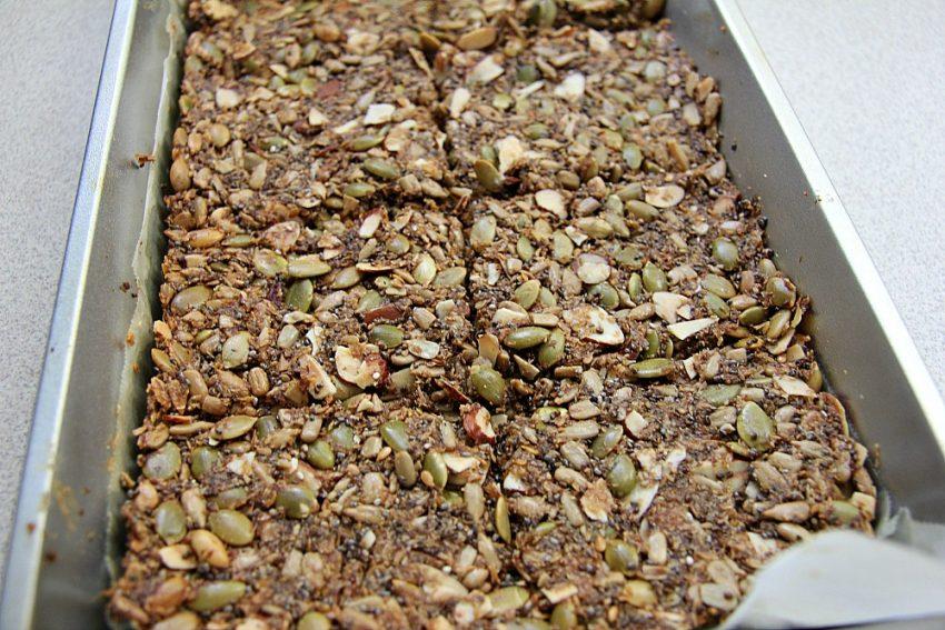 Pumpkin Seeds Crispbread