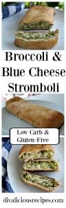 Broccoli Stromboli