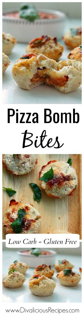 pizza bomb bites