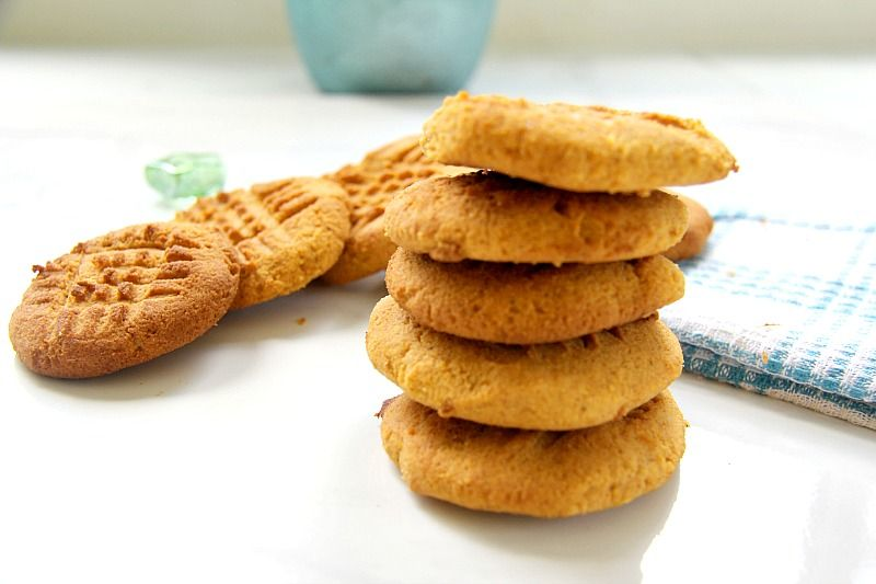 Pumpkin Cream Cheese Cookies