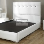 Pearl Fabric Upholstered Floor Standing Divan Headboard Guaranteed Cheapest Free Fast Delivery