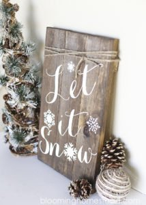 DIY Winter Decorating Ideas   Diva of DIY     specific holidays  but for this post  I tried to stick with generic  themes that suit everyone  Here are some of my favorite DIY winter  decorating ideas