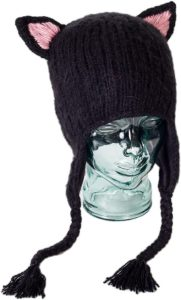 Unisex Alpaca Blend Animal Hats for the whole family