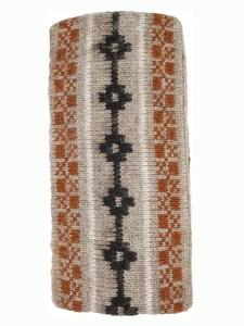 Aymara Ear Warmer, Natural, Alpaca Blend, winter Headbands for the whole family