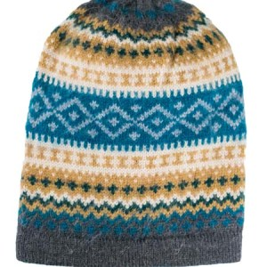 Sierra Hat, Aqua, Alpaca Blend, winter Hats for the whole family