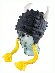 Kids Lady Viking Hat