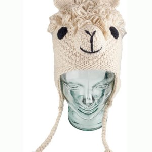 Animal Kids-Alpaca hat