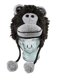 Animal Kids Gorilla Hat