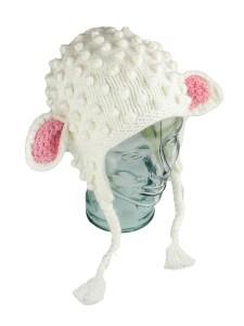 Animal Kids Sheep Hat