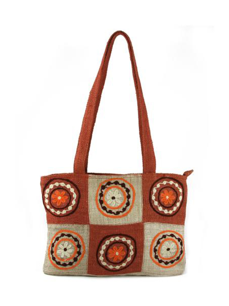 Aari Flower hand bag