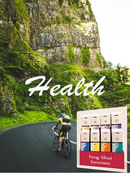 Health Incenses Feng Shui